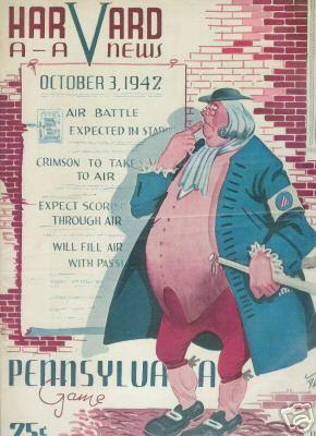 Harvard PennProgram,1942