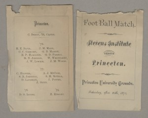 Princeton Stevens 1875