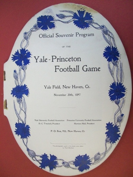Yale Princeton 1897-2