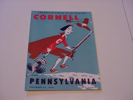 Cornell Penn 1954