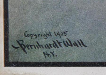 wall signature