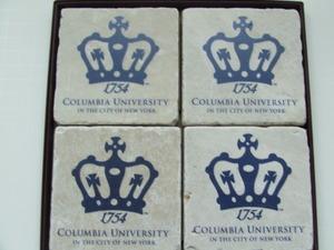 Columbia coasters