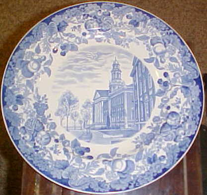 Harvard Wedgwood Plate Library-1