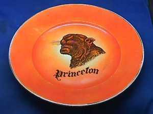 princeton plate