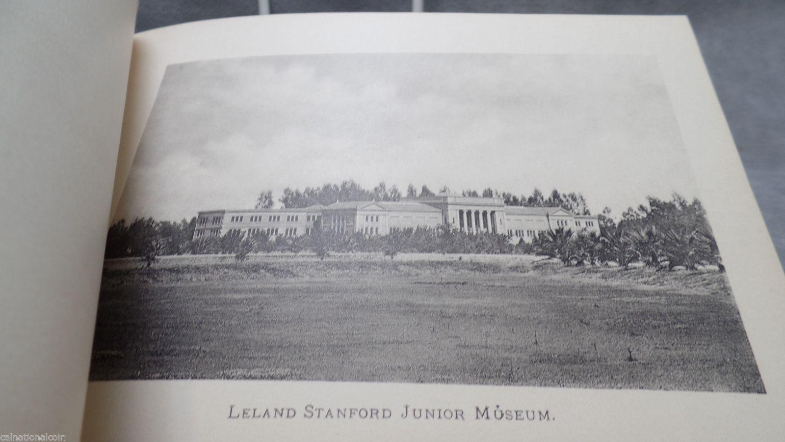 A FOOTBALL SONG! Vtg LELAND STANFORD UNIVERSITY songs-1900s JR
